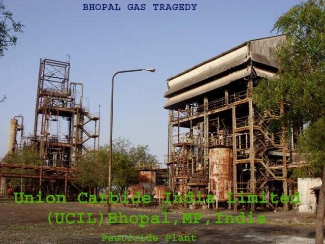 Bhopal-Gas-tragedy