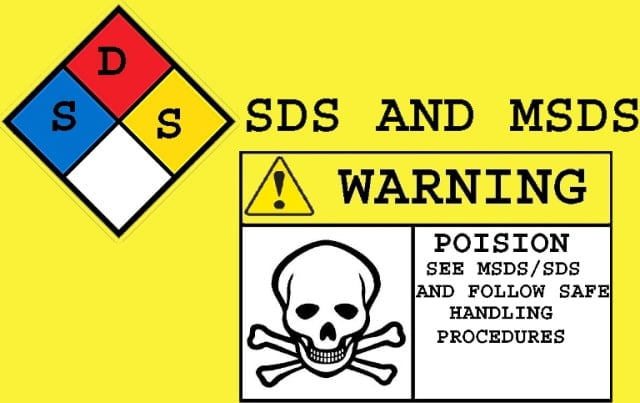 MSDS-AND-SDS