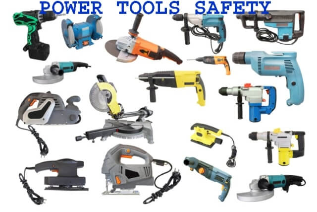 Power-tools-safety